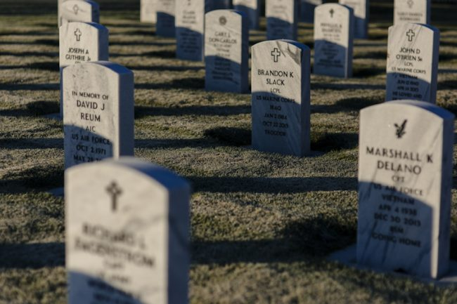 Veterans battle suicide epidemic the way they fought insurgents in Iraq: together